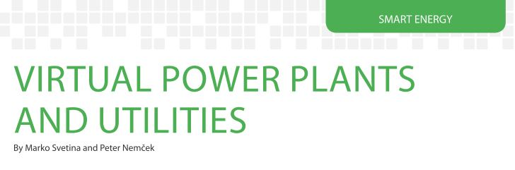 Virtual Power Plants and Utilities