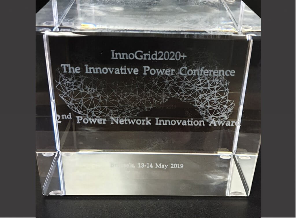 cyberGRID's Power Network Innovation Award