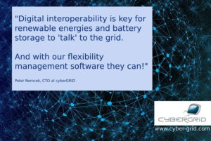 Digital interoperability is key for the energy transition.